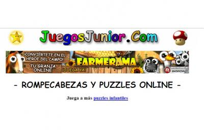 PUZZLES ON LINE