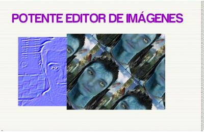 THE PIC LAB FOTO EDITOR MUY SENCILLO