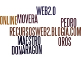 Wordle: recursosweb2.blogia.com